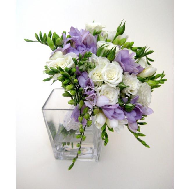 Стоимость свадебные букеты во владимире, цветы оптом